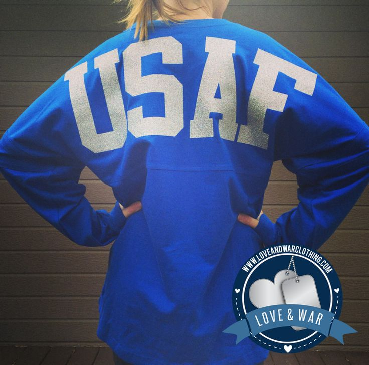 Air Force varsity crew - LOVEANDWARCLOTHING