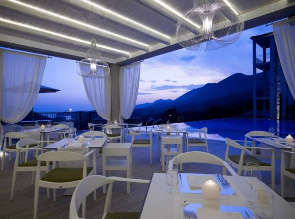 The Salvator Villas & Spa Hotel in Parga, Epiris Greece