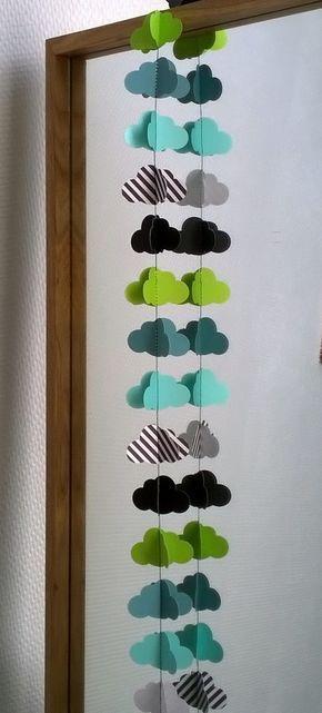 227 best Décoration en papier   paper craft images on Pinterest - Fabriquer Une Chambre Noire En Carton