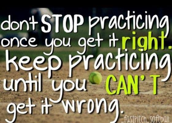 Softball quote!!!