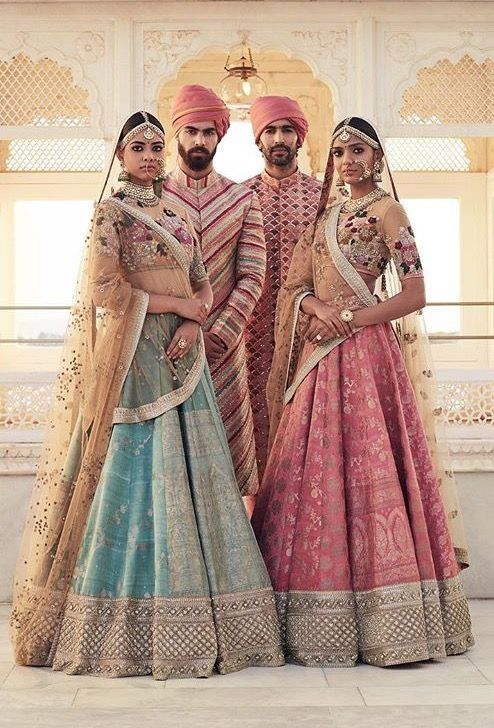 Sabyasachi Spring Couture 2017: The Udaipur Collection Pinterest: @m1ll1eJ