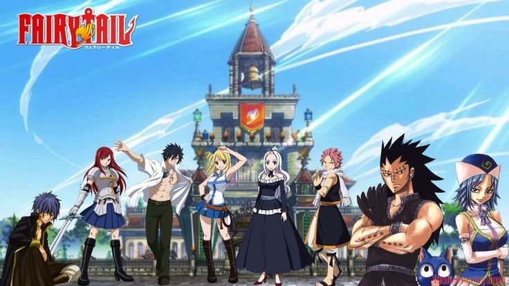Can you guess who these Fairy Tail Characters are by their eyes? (Quiz)