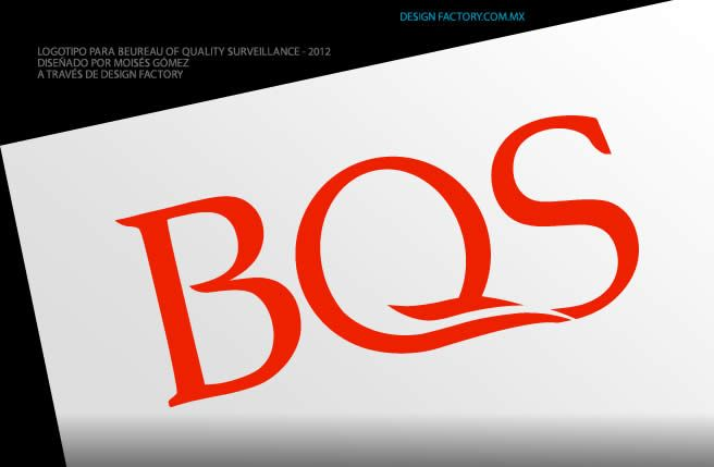 Diseño de Logotipo para BQS - Diseño de Logotipos