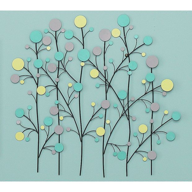 Buy Collection Modern Simplicity Metal Wall Art at Argos.co.uk - Your Online Shop for Pictures and wall art, Wall art, pictures and photo frames, Home furnishings, Home and garden.