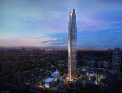 Ve l'immaginate un grattacielo che produce energia? http://ow.ly/uq7VJ #architetturasostenibile