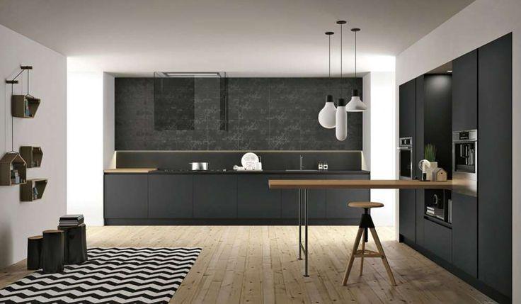 Cucine nere (Foto 33/39) | Design Mag