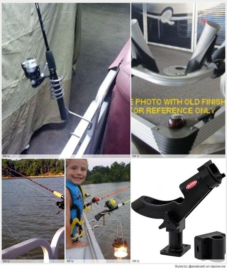 Best Pontoon Boat Fishing Rod Holders