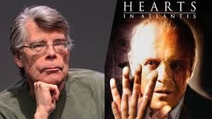 FROM TRIAD TO TRILOGY AND TRINITY – MEDIUM – SEPTEMBER 10, 2017 - https://medium.com/@JacquesCoulardeau/from-triad-to-trilogy-and-trinity-b0efa8d66614,  ANTHONY PERKINS – STEPHEN KING – HEARTS IN ATLANTIS – 2001 (1999); TRANSPARENT – AMAZON PRIME – 2014