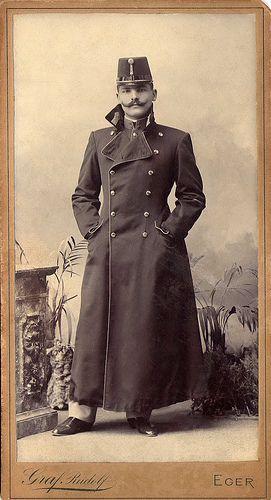 Late 1890s, Eger, Hungary