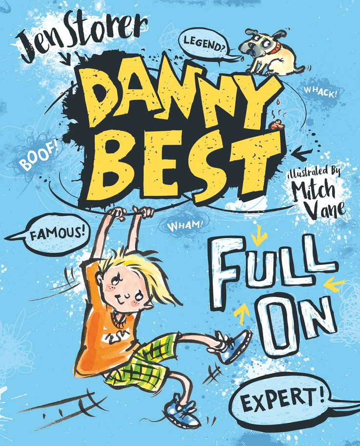 October, 2015. HarperCollins Publishers. Madcap and 'endearingly daggy'. Packed with  illustrations by Mitch Vane. Readers 7+.