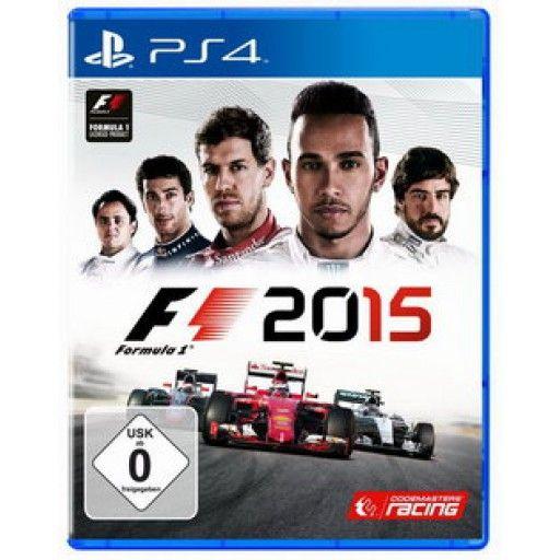 F1 2015  PS4 in Rennspiele FSK 0, Spiele und Games in Online Shop http://Spiel.Zone