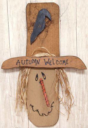 Primative Scarecrow