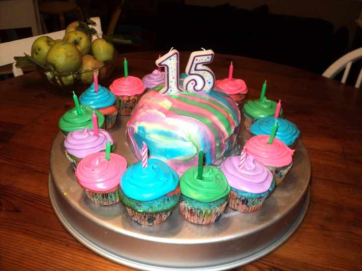 Best           Images On Pinterest Year Old - 15 year birthday cake