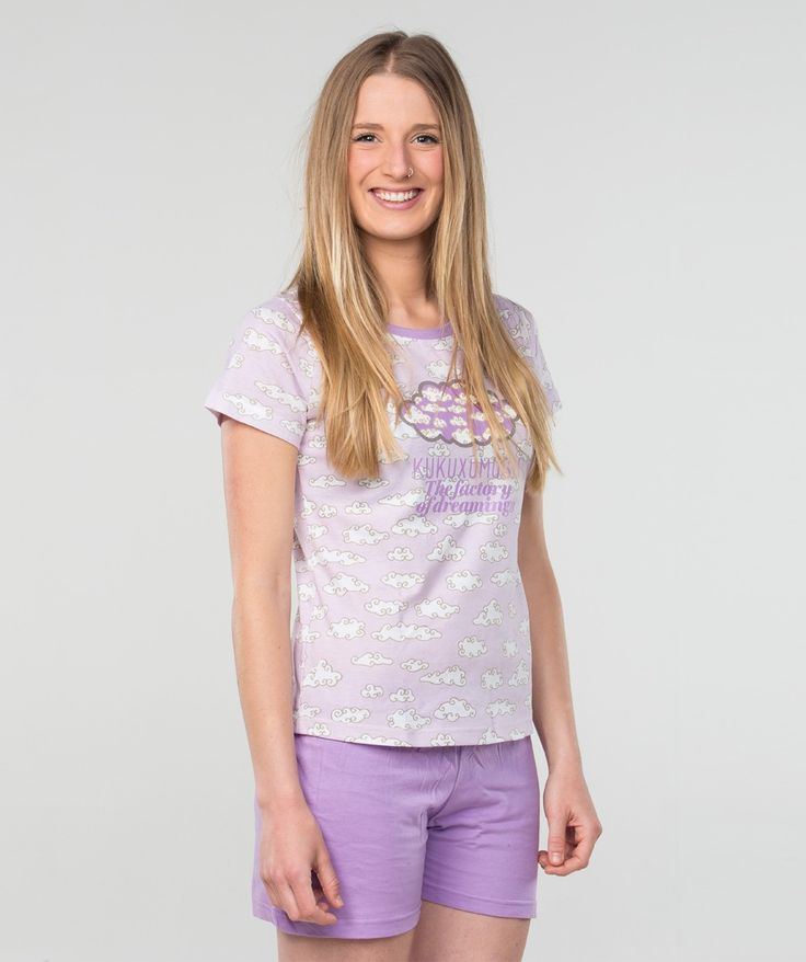 Pijama mujer Nubeja - Pijamas - Ropa íntima - Mujer