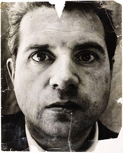 John Deakin - Francis Bacon (1952)