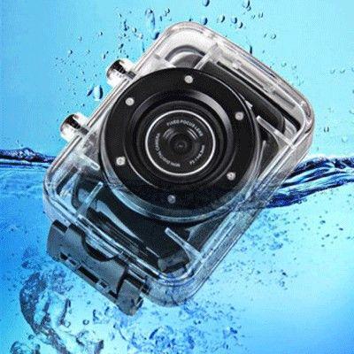 Sports Action Camcorder HD720P HS VGA 2 Inch Touch Panel with Waterproof Case - DV20 - Black Model  OMCA0QBK Condition  New  Sport Action Camcorder termurah hanya di Gudang Gadget Murah. Camera action ini hadir dengan casing waterproof. Berfoto dalam air menjadi sangat mudah dan murah - Black