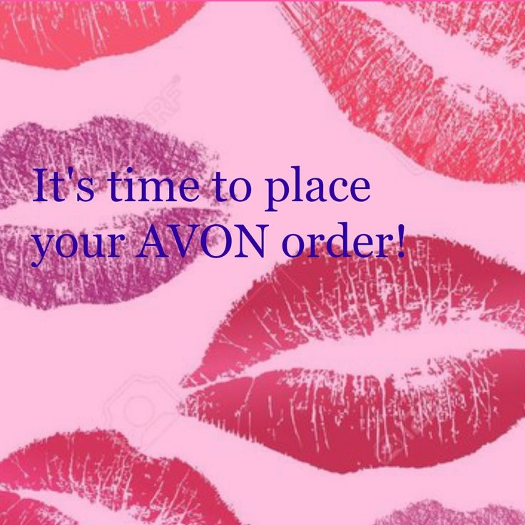 Get your orders in! Today's the last day to submit AVON orders for the current Campaign.
