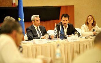 ΡΟΔΟΣυλλέκτης: Ο Περιφερειάρχης Ν. Αιγαίου εξελέγη ομόφωνα Πρόεδρ...