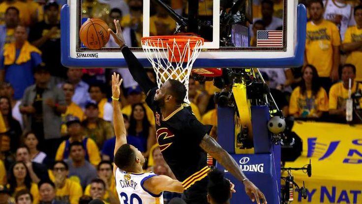 LeBron James Game 7 Stats NBA Finals 2016 | Heavy.com