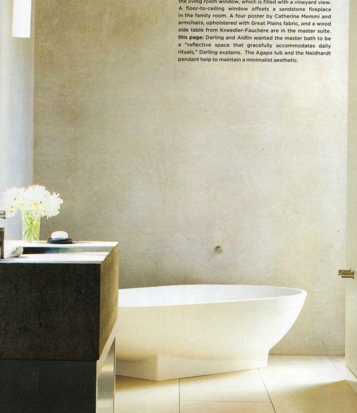 54 best images about marmorino on pinterest copper for Venetian plaster bathroom ideas