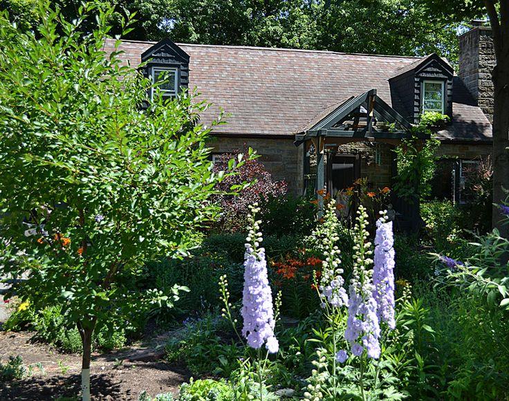 17 best images about grassless front yards grasslessyard for Grassless garden designs