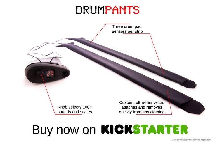 Äntligen! Ge mig i julklapp! #DrumPants