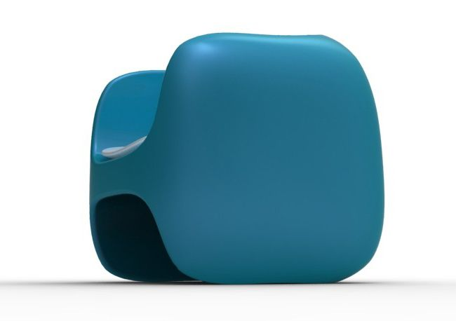 Sabino Ferrante Architect – APPLE armchair for ZAD Italy – copyright Sabino Ferrante