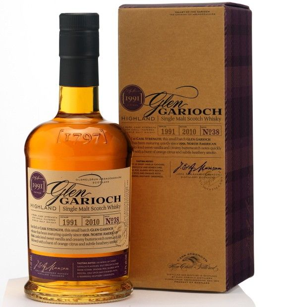 Picked this one up in Zurich on my way home - really nice and smooth to finish.  http://www.glengarioch.com/verify.php