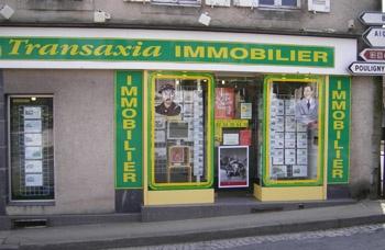 Sainte Sévère sur Indre, agence immobilière Transaxia Indre ...