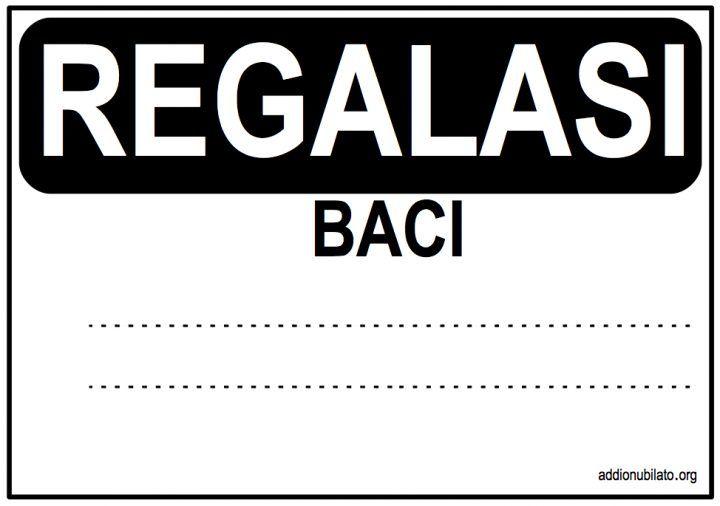 Tanti cartelli Regalasi baci perfetti anche per addio al celibato :p #addioalcelibato  #cartelloaddioalcelibato #cartello addiocelibato #regalasibaci