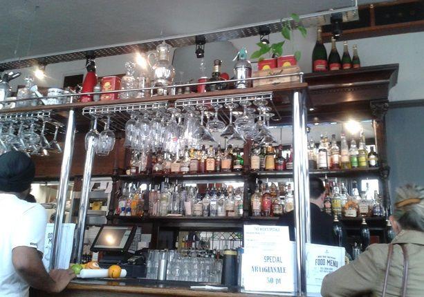 Cocktails at The Church Inn