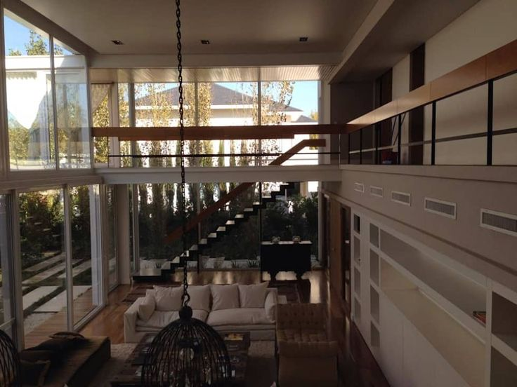 casa moderna pasillos vestbulos y escaleras de estilo por ggua
