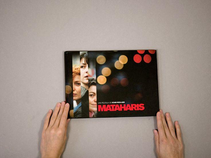 Pressbook del film MATAHARIS