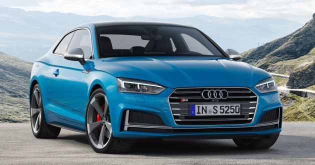 2020 Audi S5 3 0 Tdi Mild Hybrid 347 Ps 700 Nm The Audi S5 Is For The First Time Available With A Diesel Powertrain T Audi S5 Audi Electric Compressor