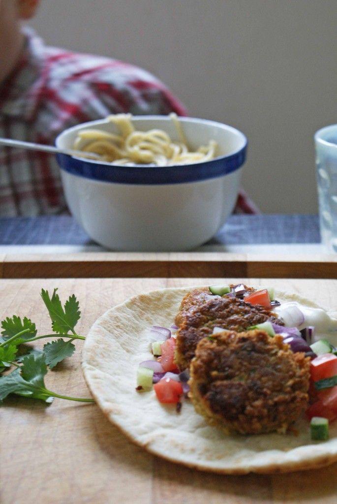 Best Falafel Recipe on Pinterest | Falafel Recipe, How To Make Falafel ...
