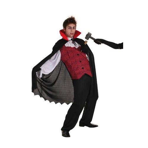 Disfraz Vampiro Fantasmitas Adulto