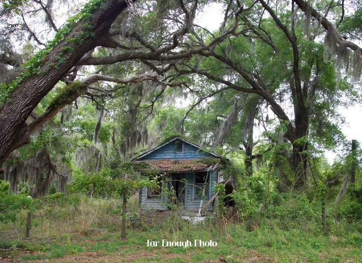 These 15 Abandoned Places In Florida Are Absolutely Haunting