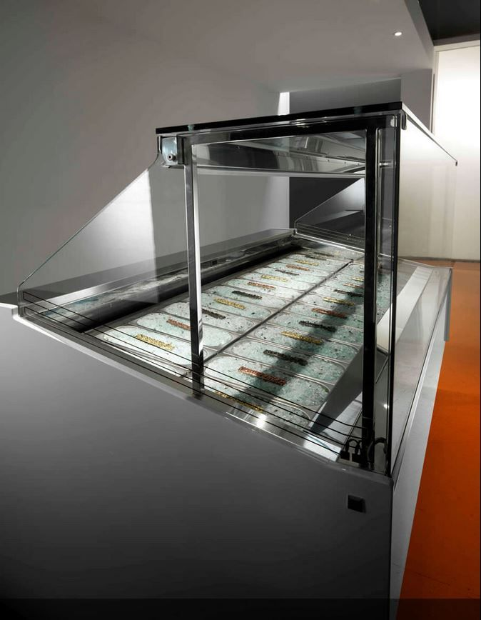 28 best images about gelato displays by frigomeccanica on pinterest glass design models and flats - Modern tuinmodel ...