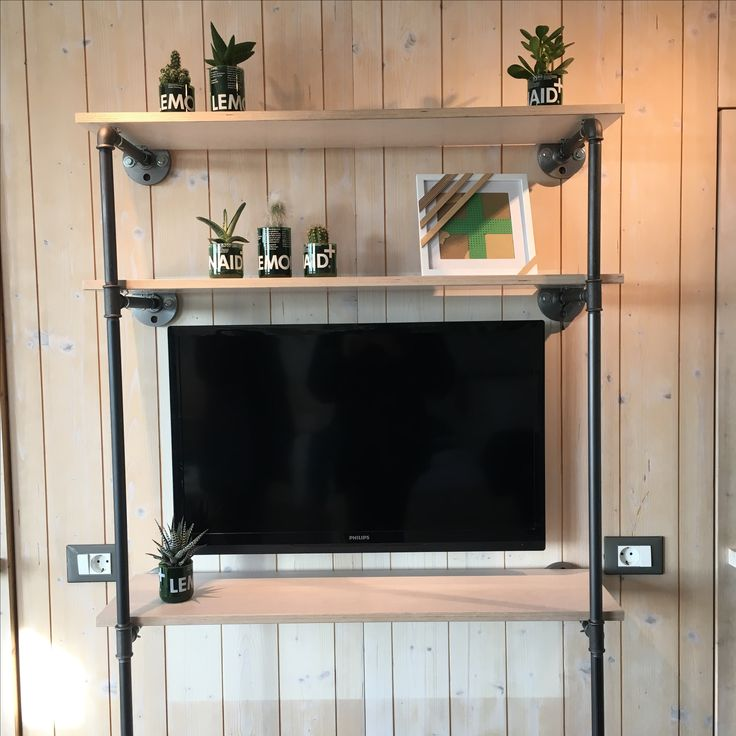25 best ideas about tv rack design on pinterest tv wand rack tv und media aufbewahrung and. Black Bedroom Furniture Sets. Home Design Ideas