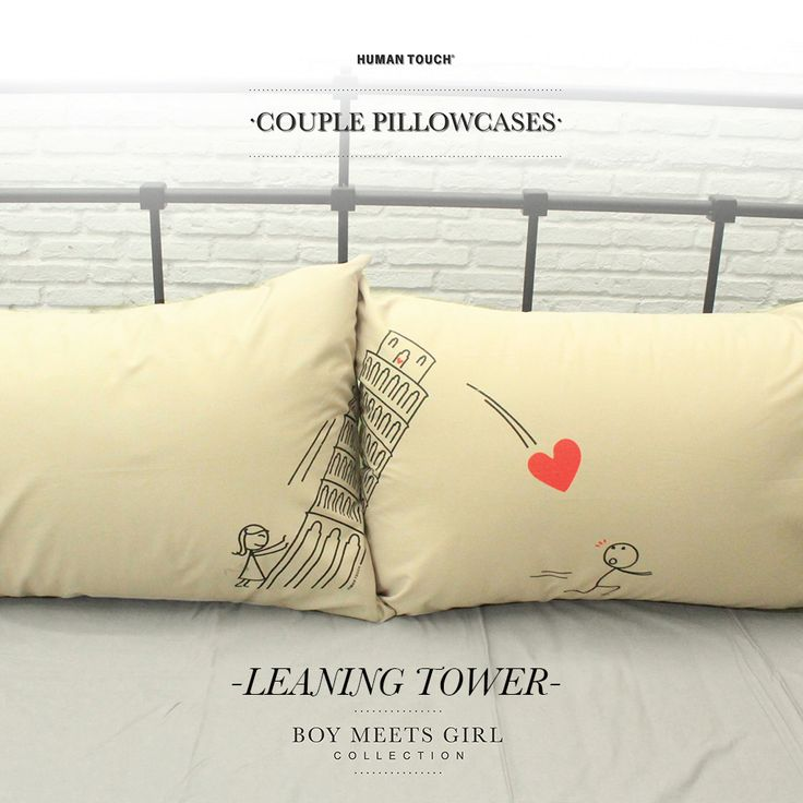 38 best Boy meets Girl Couple Pillowcases images on Pinterest