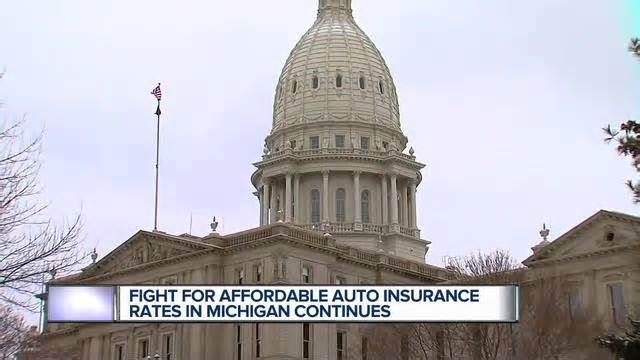 House members who voted for, against defeated Michigan auto insurance bill (WXYZ) - Legislation to reduce the cost of auto insurance in Michigan has been defeated in the state House. The bill was rejected 45-63 Thursday night in the Republican-led chamber. The measure would let drivers opt out of a requirement to carry unlimited ...