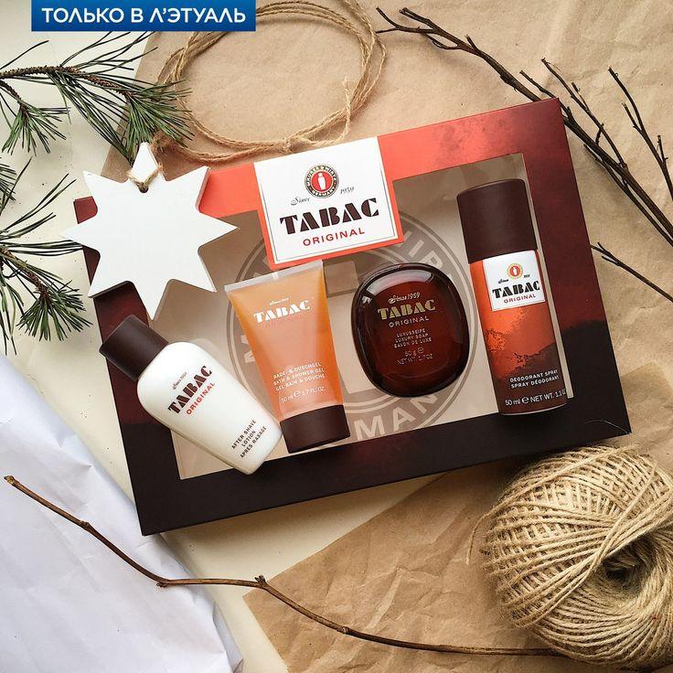 Быть мужчиной не только внутри, но и снаружи — это его выбор!  TABAC ORIGINAL — веха в истории мужских парфюмерных и косметических брендов Германии и один из самых успешных с момента выпуска в 1959 году.