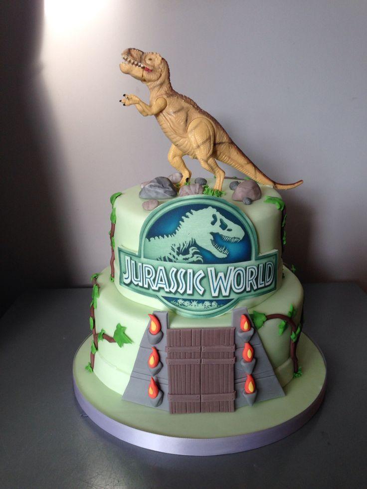 Lego Jurassic World Cake Images : 1000+ images about Jurassic World Party on Pinterest ...