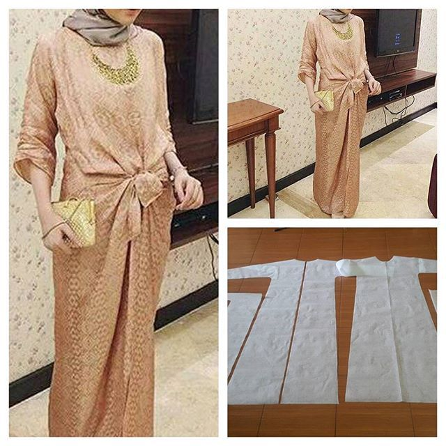 Gamis tied pattern Order by line : @modelliste (with @) #dresspattern#modellistepattern#poladress#jualpola#jasapola#polaonline#jasapolaonline#polaonlineshop#polabaju#jualpoladress#jasapembuatanpola#polagamis#gamis#gamispattern#gamisikat#polagamisikat#polabajumuslim#polamoslemah