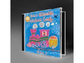 DEŤOM 2 - Výber ľudových a zľudovených piesní pre detičky všetkých vekových kategórií. Poteší a roztancuje.