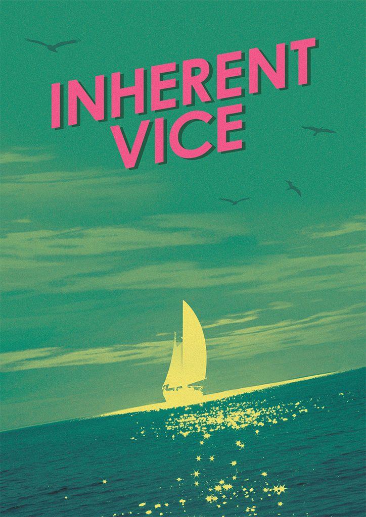 Inherent Vice -  Follow the podcast https://www.facebook.com/ScreenWolf and https://twitter.com/screen_wolf