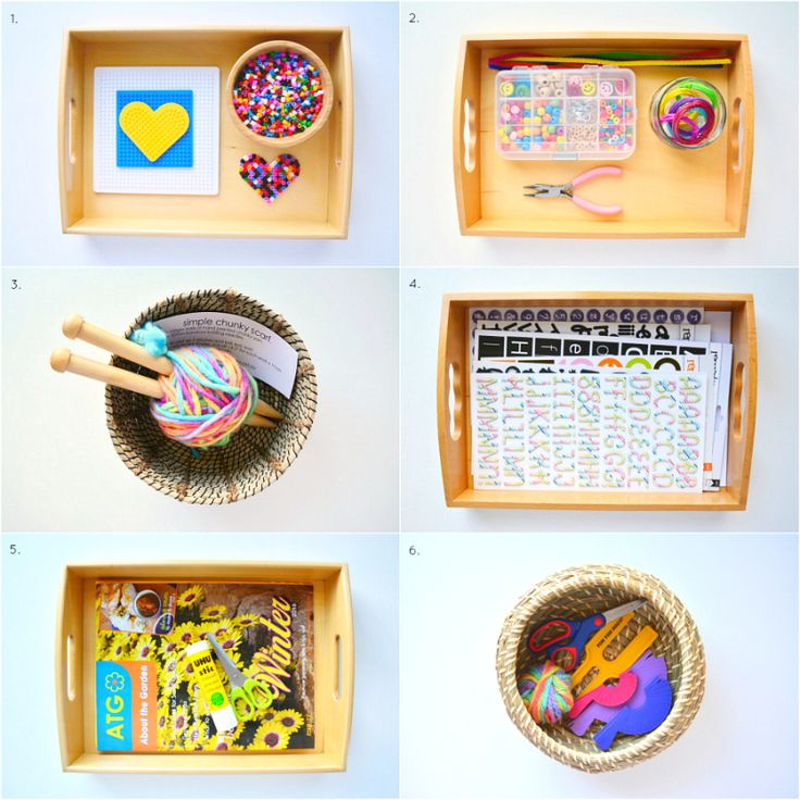 Craft Ideas at How we Montessori Five Year Old Activities