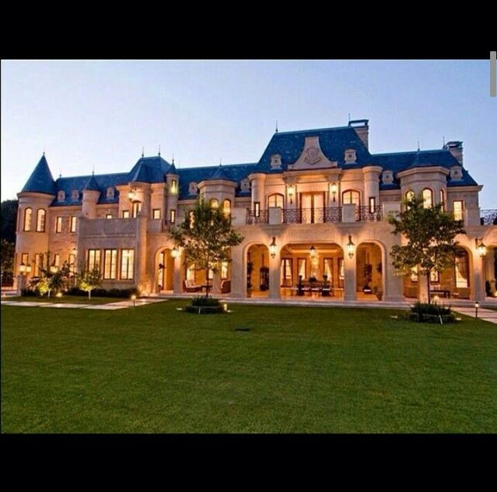 Luxury Stone Homes: 26 Best Castle Homes Images On Pinterest