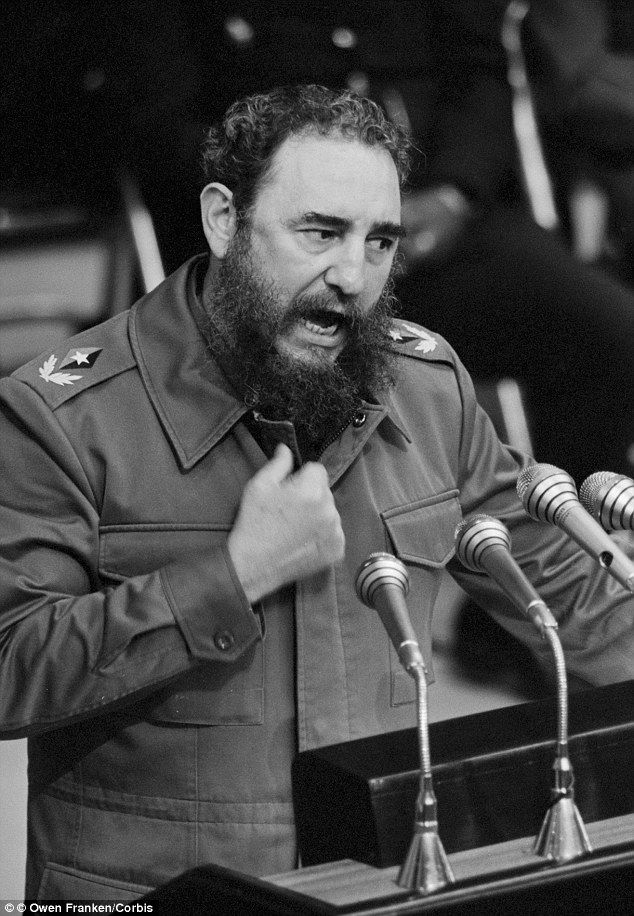 fidel castro and the cuban missile The cuban missile crisis in october 1962 was the most  all during the cuban false flag operation, fidel castro made sure that the base was supplied.