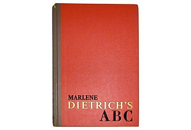 Marlene Dietrich's ABC | Bring It Back | One Kings Lane